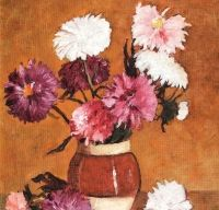 Artmark: Lucrarea Crizanteme si dumitrite de Stefan Luchian, scoasa la licitatie