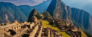 Machu Picchu The one of the Seven Wonders of the World