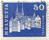 Neuchatel, Elvetia: Muzeul de Arta si Istorie