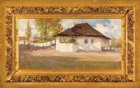 """""""Casa pictorului de la Campina"""" de Nicolae Grigorescu ar putea reveni in tara"""