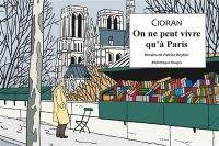Emil Cioran este personaj de banda desenata in Franta