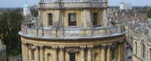 Oxford faimosul centru universitar ascuns in inima Angliei