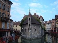 Annecy, France - the Venice of Savoie