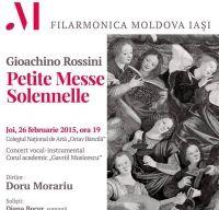 PETITE MESSE SOLENNELLE de Gioachino Rossini
