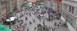 Poznan capitala voievodatului Polonia Mare