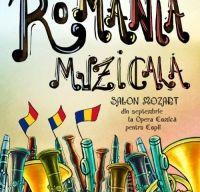 "Opera Comica pentru Copii a inceput stagiunea cu premiera ""Romania Muzicala"""