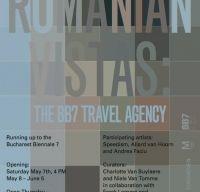 Romanian Vistas: The BB7 Travel Agency