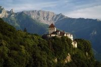 Liechtenstein, one of the smallest country in the world