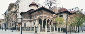 Un centru vechi altfel Manastirea Stavropoleos