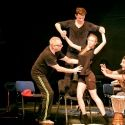 UN MINUT DE DANS sau UF cu Gigi Caciuleanu la Teatrul Mic