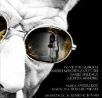 Teatrul Tineretului Piatra Neamt: spectacolul - Sfarsitul jocului - se suspenda