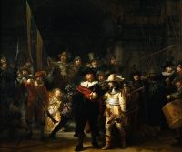 The Night Watch by Rembrandt van Rijn