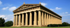Exploring ancient Greece in Nashville TN The Parthenon