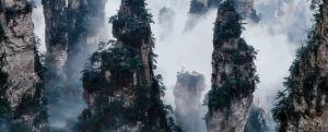 Muntii din filmul Avatar exista si se gasesc in China