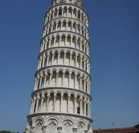 Turnul din Pisa a fost inchis in data de 7 ianuarie 1990