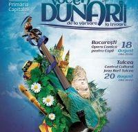 Vocea Dunarii de la Varsare la Izvoare, primul spectacol itinerant din repertoriul Operei Comice pentru Copii