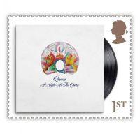 Posta britanica va lansa o serie de timbre dedicate trupei Queen