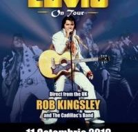 A Vision of Elvis Concert-Tribut la Hard Rock Cafe