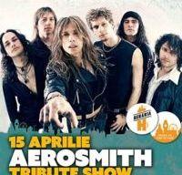 Concert-tribut Aerosmith Crazy Show la Beraria H