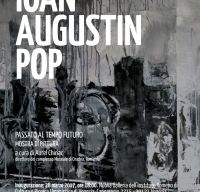 Expozitie de pictura de Ioan Augustin Pop in Noua Galerie a IRCCU Venetia
