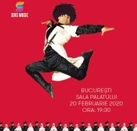 "Baletul National al Georgiei ""Sukhishvili"" la Sala Palatului"