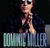 Concert Dominic Miller la Form Space Club din Cluj-Napoca