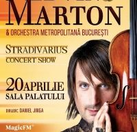Concert Edvin Marton la Bucuresti