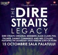 Dire Straits Legacy la Sala Palatului