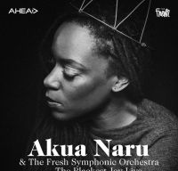Akua Naru & The Fresh Symphonic Orchestra la Arenele Romane din Bucuresti