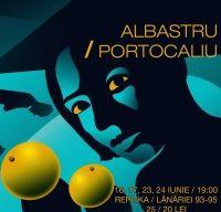 Premiera la Centrul de Teatru Educational Replika: albastru/ portocaliu