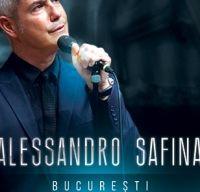 Tenorul Alessandro Safina in concert la Sala Palatului