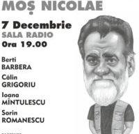Concert Alexandru Andries la Sala Radio din Bucuresti
