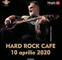 Concert Alexandru Andries la Hard Rock Cafe
