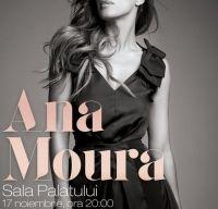 Concert Ana Moura la Sala Palatului