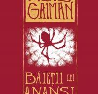 Baietii lui Anansi de Neil Gaiman