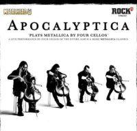 Concert Apocalyptica la Arenele Romane