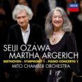 Martha Argerich – noi discuri cu Beethoven si Prokofiev