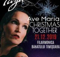 Tarja Turunen in concert la Filarmonica Banatul din Timisoara