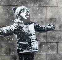 Misteriosul Banksy si creatiile sale