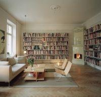 Amenajarea bibliotecii de acasa
