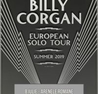 Billy Corgan in concert la Arenele Romane
