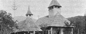 Bisericile de lemn din Transilvania si Oltenia printre cele mai periclitate 7 monumente din Europa
