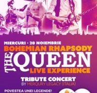 Bohemian Rhapsody - The Queen Live Experience la Beraria H