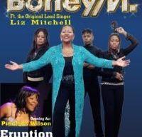 Concert Boney M la Sala Palatului