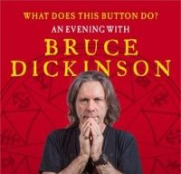 Bruce Dickinson - What Does this Button Do ? la Sala Radio din Bucuresti