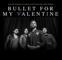 Concert Bullet for My Valentine la Arenele Romane