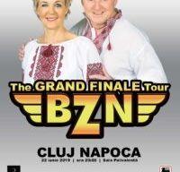 BZN - Grand Finale Tour la BT Arena din Cluj-Napoca