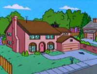 In vizita la familia Simpson