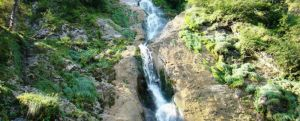 Cascada Cailor una din cele mai mari cascade din Romania