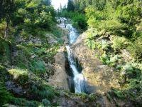 Cascada Cailor - una din cele mai mari cascade din Romania
